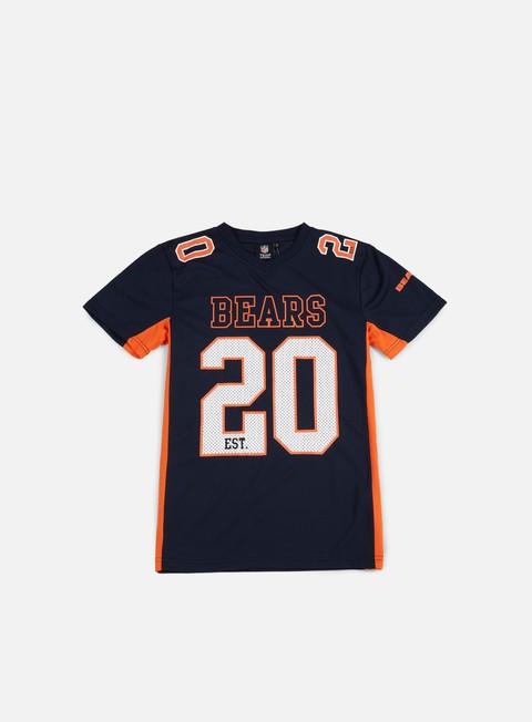 T-shirt a manica corta Majestic Poly Players T-shirt Chicago Bears