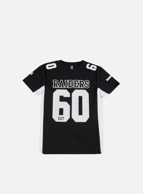 T-shirt a manica corta Majestic Poly Players T-shirt Oakland Raiders