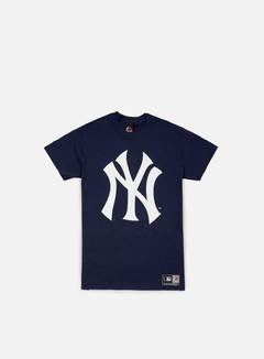 Majestic - Prism Large Logo T-shirt NY Yankees, Navy 1