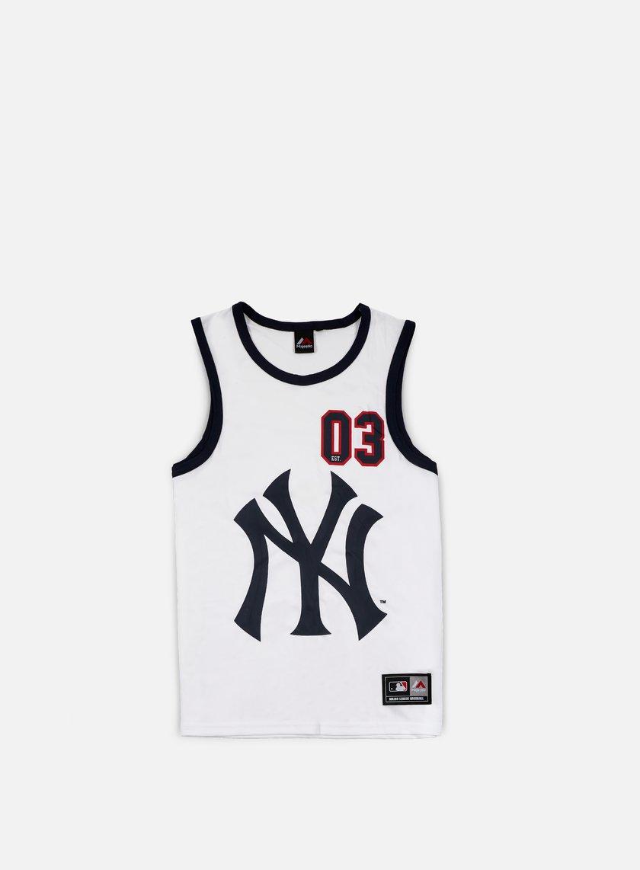 Majestic Renfew Mesh Vest NY Yankees