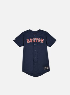 Majestic - Replica Jersey Boston Red Sox, Navy 1