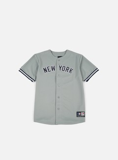Majestic - Replica Jersey NY Yankees, Road Grey