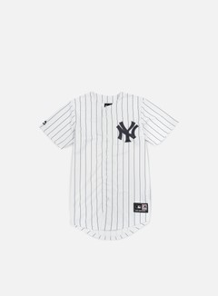 Majestic - Replica Jersey NY Yankees, White 1