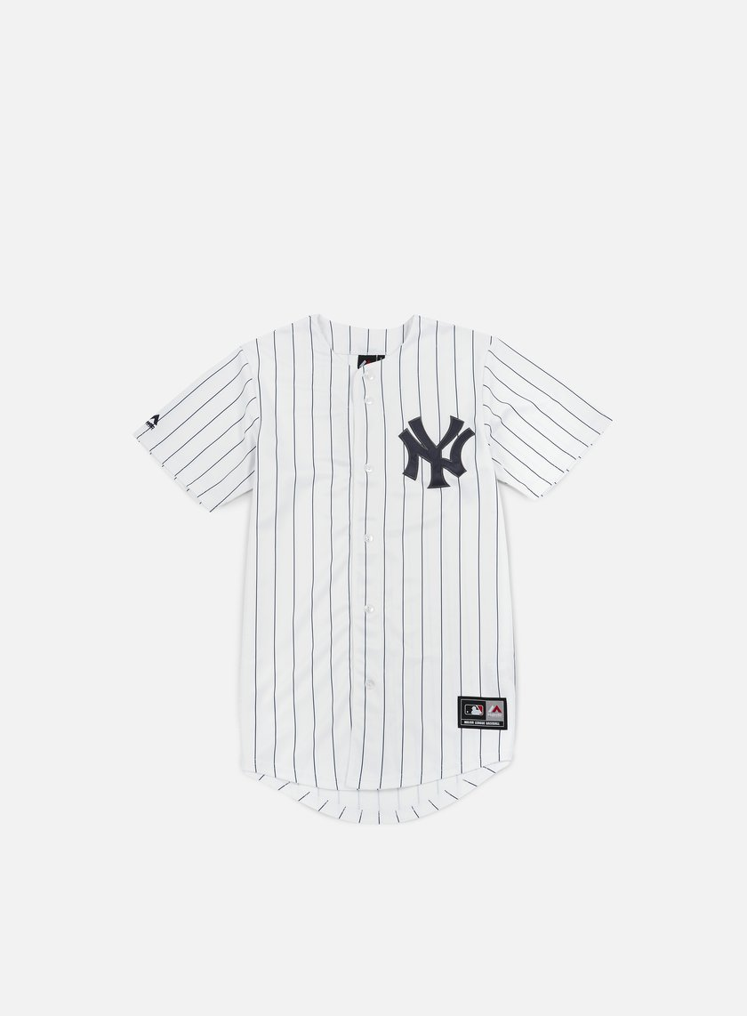 Majestic - Replica Jersey NY Yankees, White