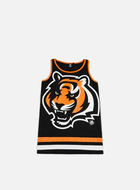 t shirt majestic rewar graphic vest cincinnati bengals black