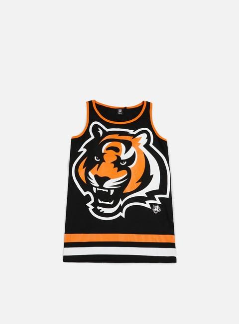 Sport Team T-shirts Majestic Rewar Graphic Vest Cincinnati Bengals