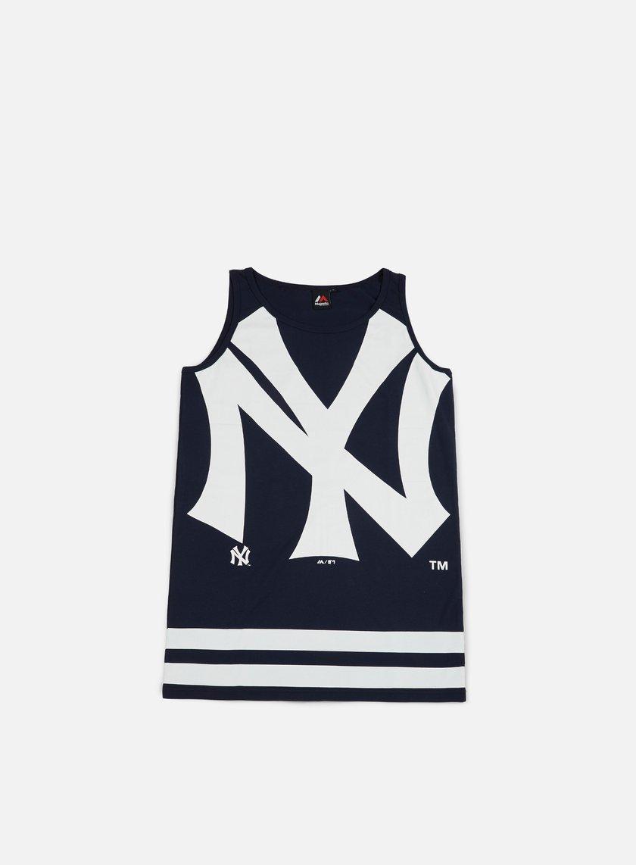 Majestic Rewar Graphic Vest NY Yankees