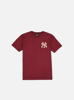 Majestic - Tovey Longline Logo T-shirt NY Yankees, Red 1