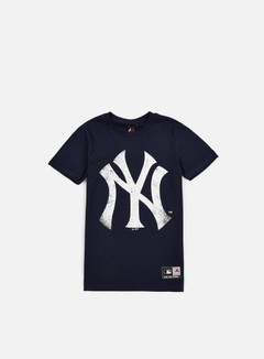 Majestic - Valen Large Logo T-shirt NY Yankees, Navy 1