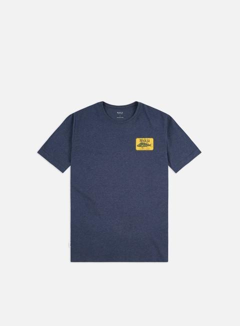 T-shirt a Manica Corta Makia Abbore T-shirt