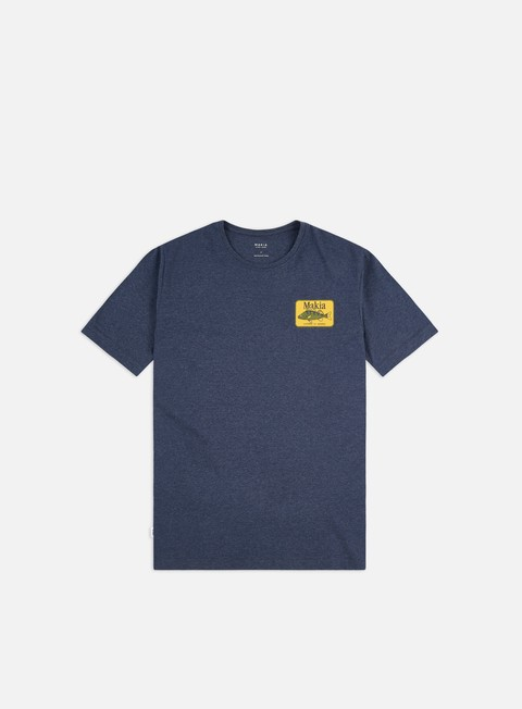 Outlet e Saldi T-shirt a Manica Corta Makia Abbore T-shirt