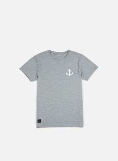 Makia - Anchor T-shirt, Stone