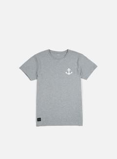 Makia - Anchor T-shirt, Stone 1