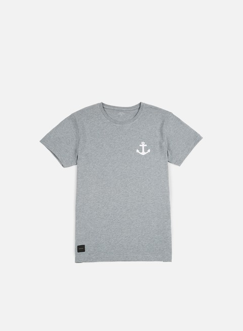 t shirt makia anchor t shirt stone