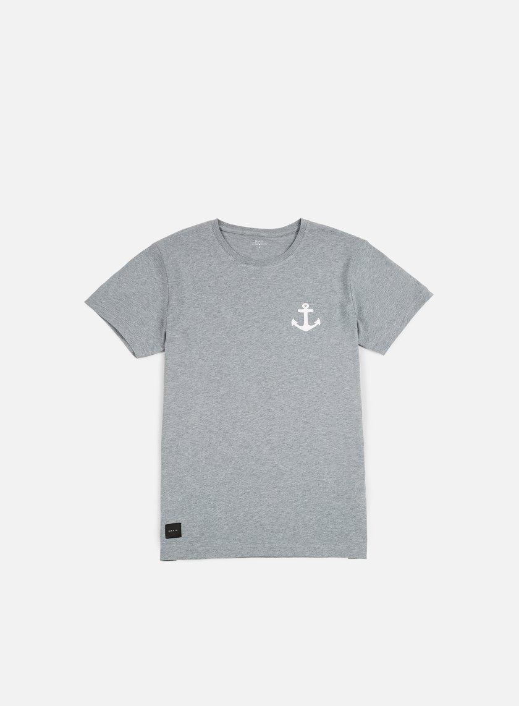 Makia - Anchor T-shirt, Stone