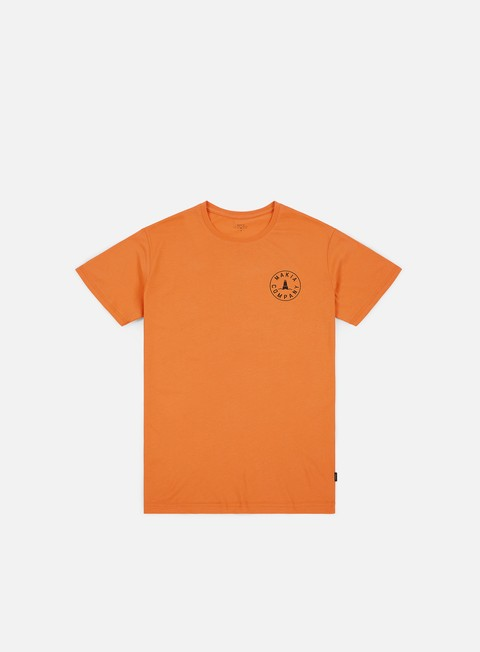 Sale Outlet Short sleeve T-shirts Makia Astern T-shirt