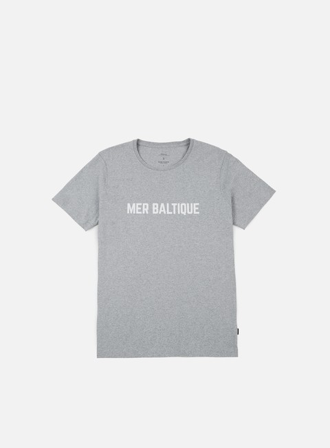 t shirt makia baltique t shirt light grey