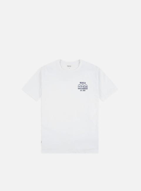 T-shirt a manica corta Makia Civil T-shirt