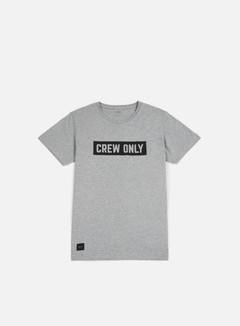 Makia - Crew T-shirt, Stone 1