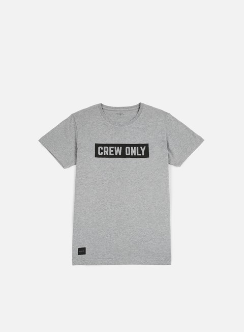 Short Sleeve T-shirts Makia Crew T-shirt