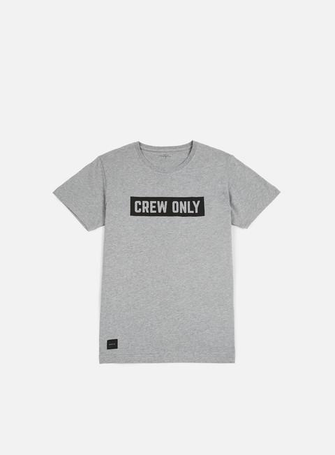 Outlet e Saldi T-shirt a Manica Corta Makia Crew T-shirt