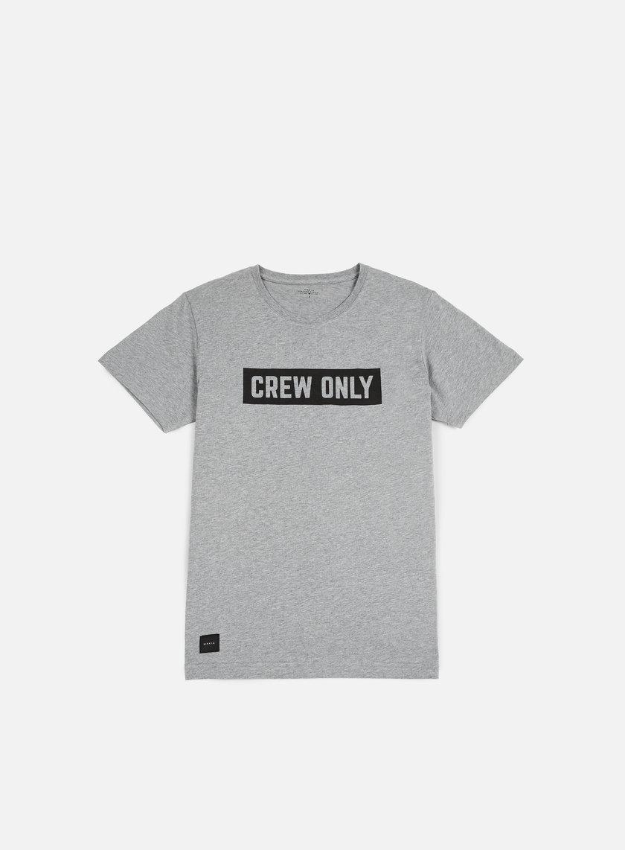 Makia - Crew T-shirt, Stone