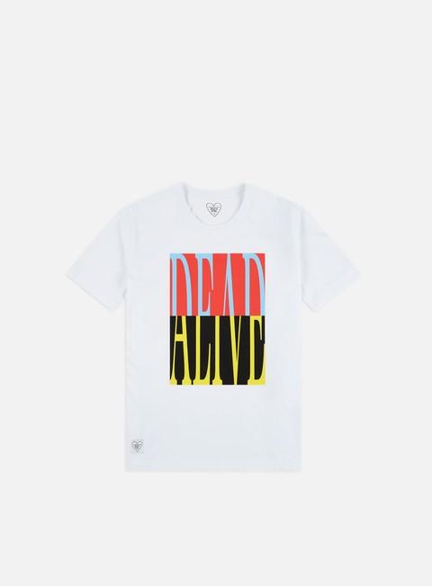 Outlet e Saldi T-shirt a Manica Corta Makia CTRL Deadalive T-shirt