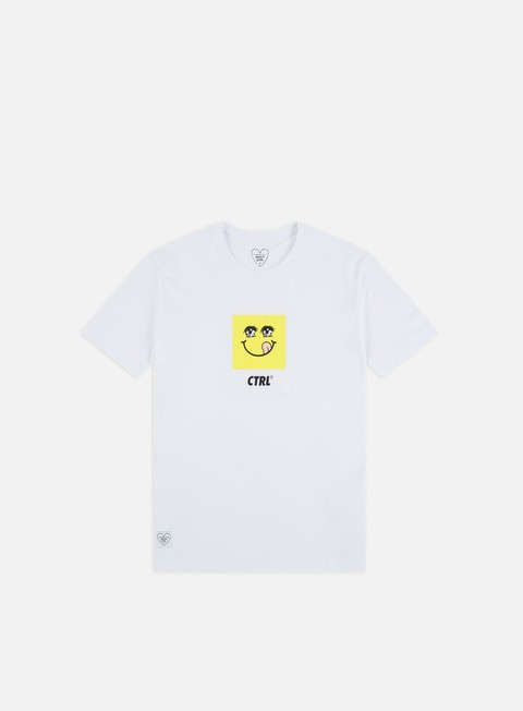 Outlet e Saldi T-shirt a Manica Corta Makia CTRL Squarey T-shirt