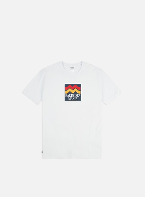 T-shirt a Manica Corta Makia Delta T-shirt