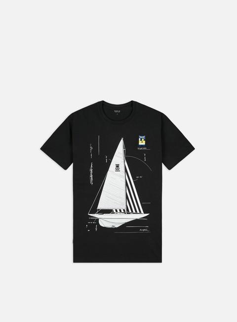 Outlet e Saldi T-shirt a Manica Corta Makia Genoa T-shirt