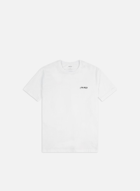 Outlet e Saldi T-shirt a Manica Corta Makia Guardian T-shirt