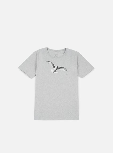 Outlet e Saldi T-shirt a Manica Corta Makia Gull T-shirt