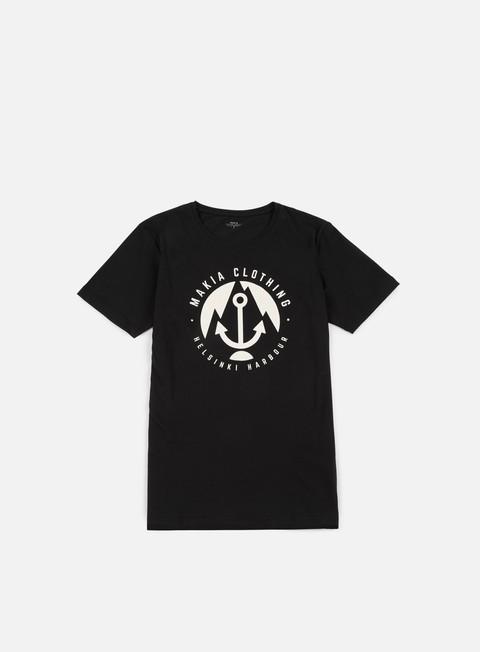 Outlet e Saldi T-shirt a Manica Corta Makia Harbour II T-shirt