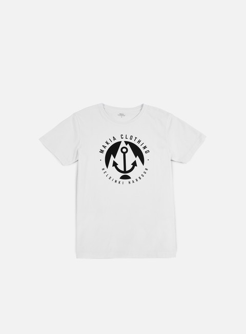 t shirt makia harbour ii t shirt white
