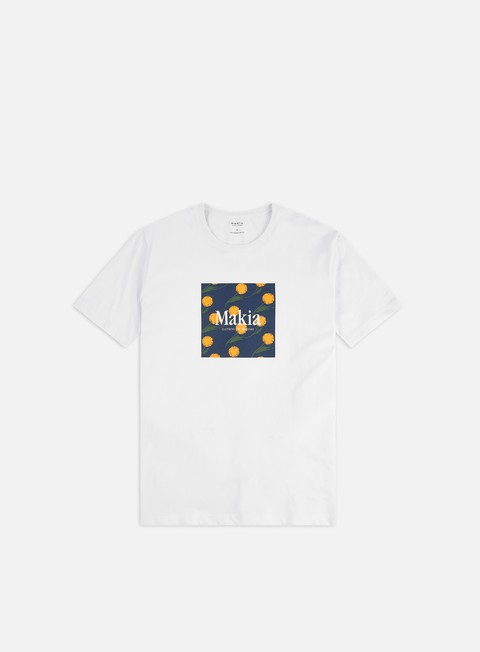 Outlet e Saldi T-shirt a Manica Corta Makia Keltano T-shirt