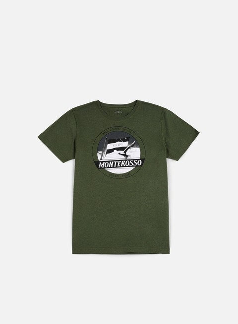 t shirt makia local t shirt green