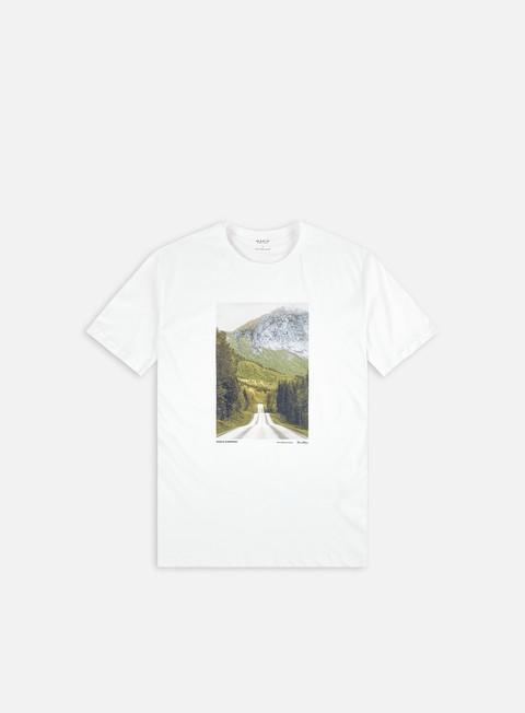 T-shirt a manica corta Makia Nowhere T-shirt