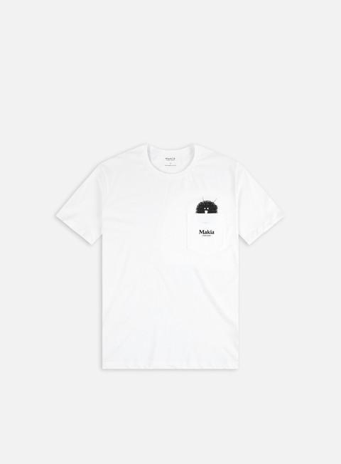 T-shirt a manica corta Makia Peek Pocket T-shirt