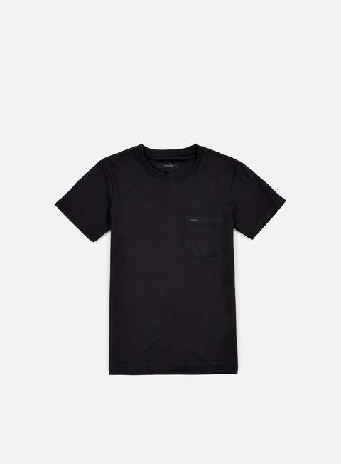t shirt makia pocket t shirt black