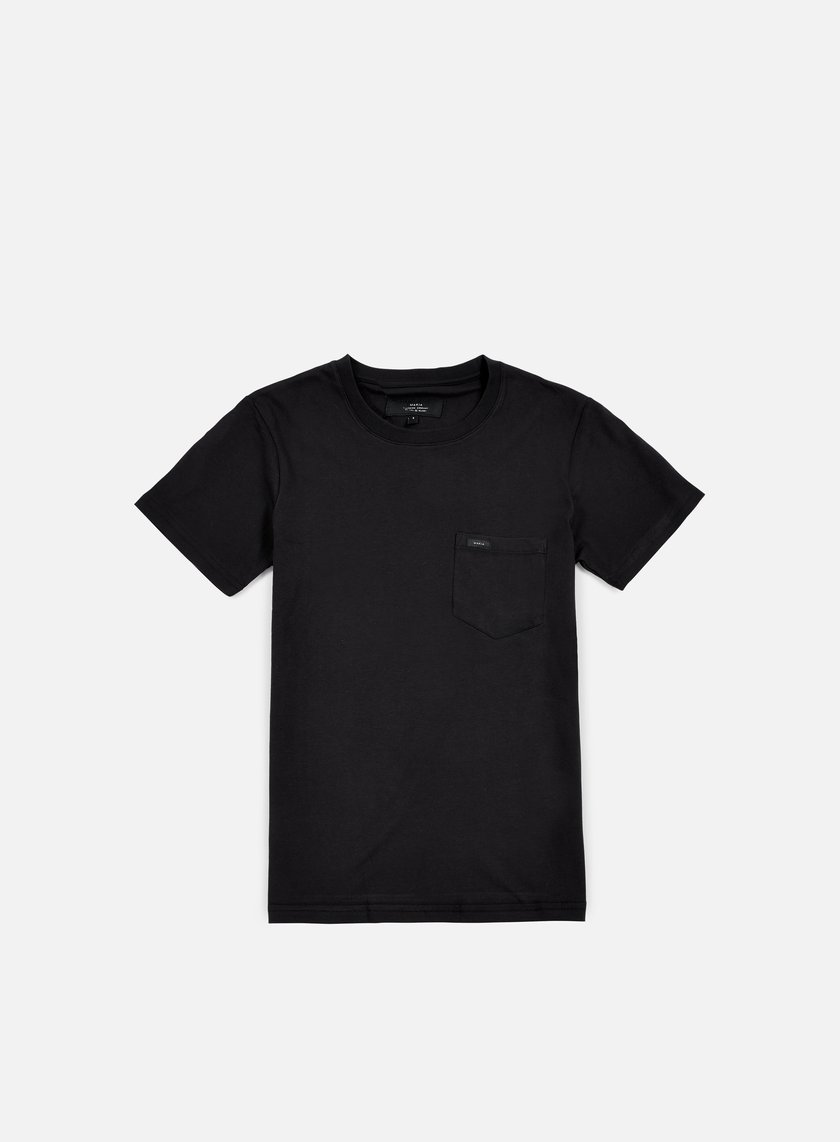 Makia - Pocket T-shirt, Black