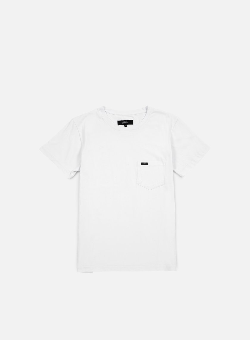 Makia - Pocket T-shirt, White