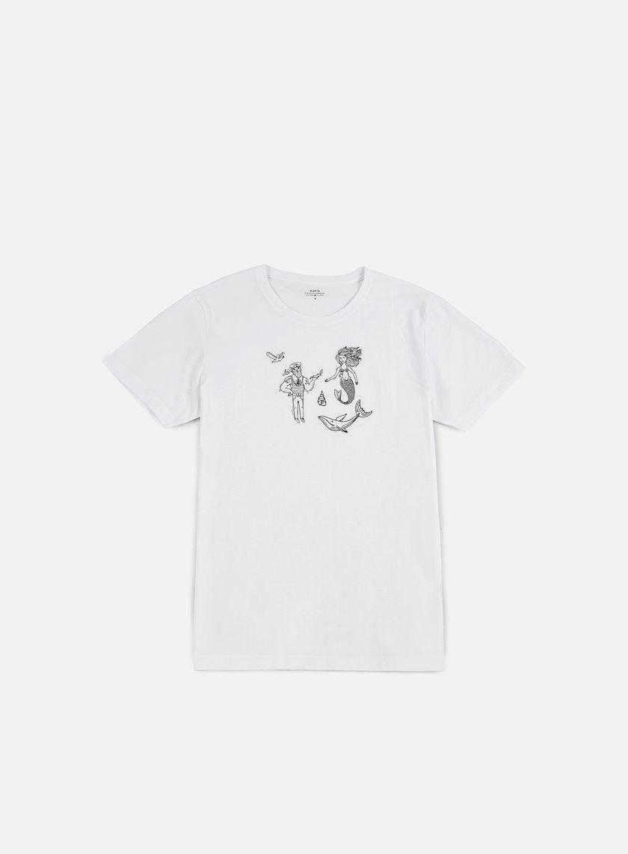 Makia - Sailor T-shirt, White