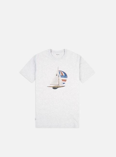 Outlet e Saldi T-shirt a Manica Corta Makia Spinnaker T-shirt