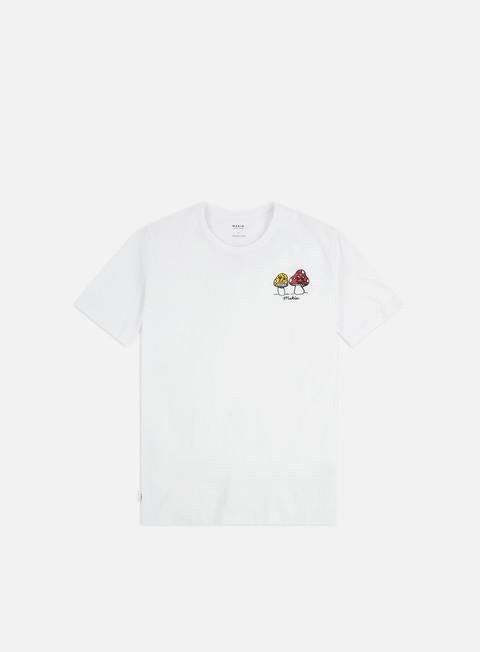 T-shirt a Manica Corta Makia Spor T-shirt