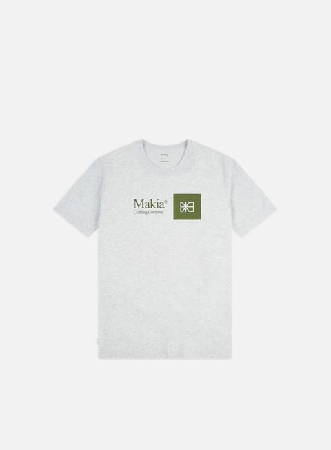 Outlet e Saldi T-shirt a Manica Corta Makia State T-shirt
