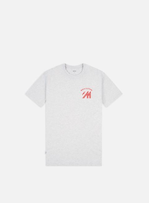Outlet e Saldi T-shirt a Manica Corta Makia Station T-shirt