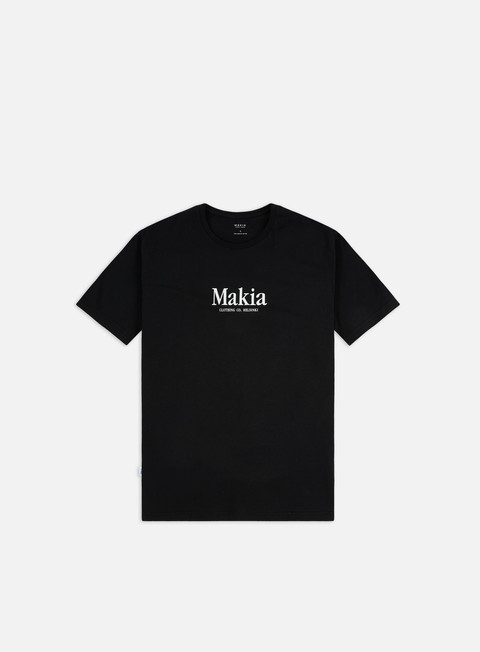 Short Sleeve T-shirts Makia Strait T-shirt
