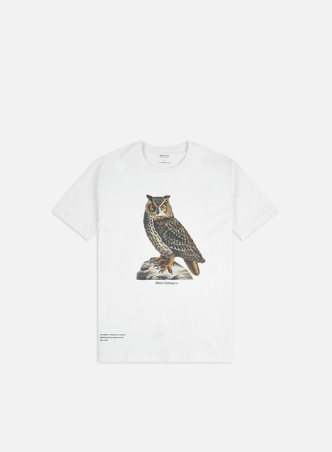 Short Sleeve T-shirts Makia Von Wright Bubo T-shirt
