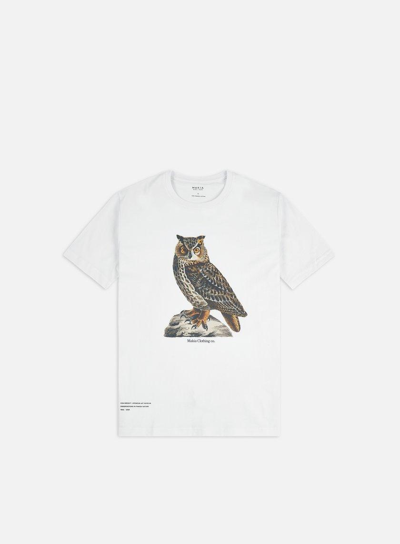 Makia Von Wright Bubo T-shirt