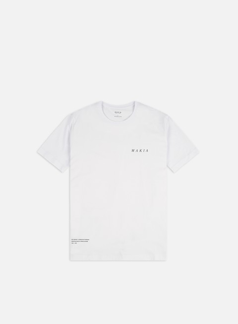 Short Sleeve T-shirts Makia Von Wright Lynx T-shirt